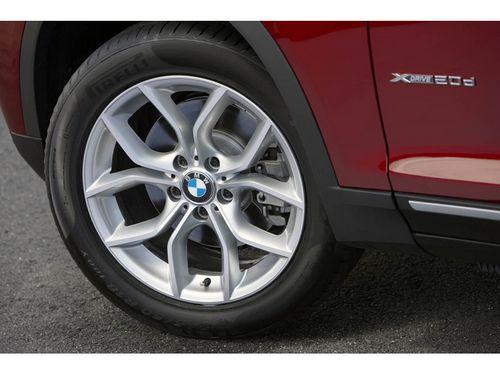 Компания BMW рассекретила кроссовер X4 Новости Motor
